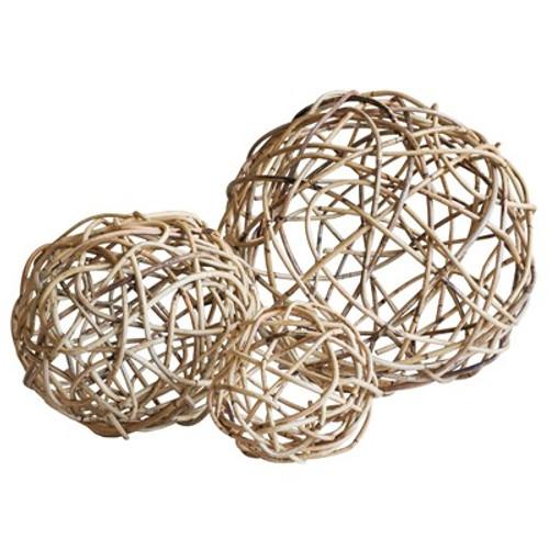 Natural Windsor Knots - SET/3