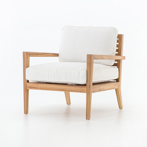 Lauren Outdoor Chair - White