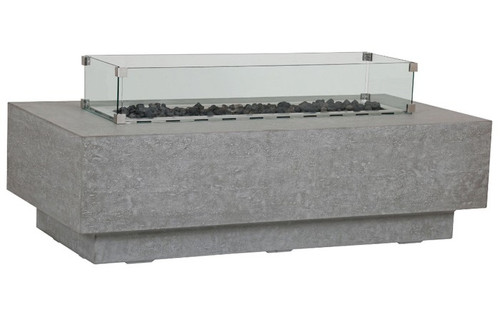 "58"" Rectangular Fire Table"