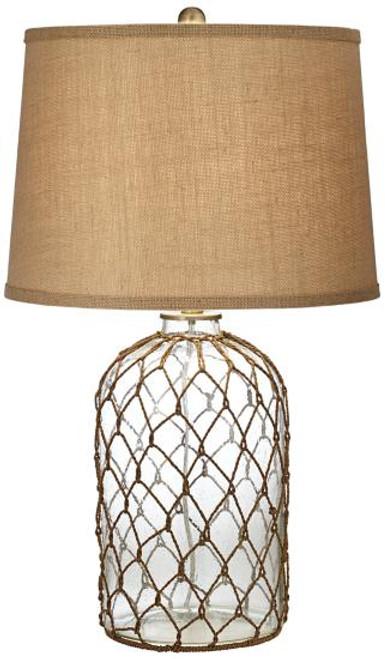 Cast Lamp