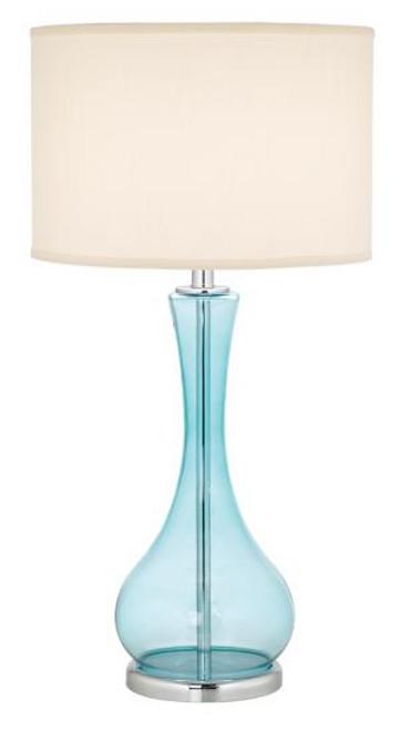 Blue Martini Lamp