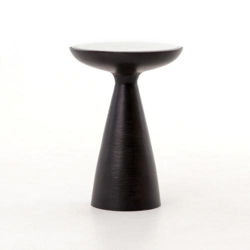 Bronze Pedestal Table