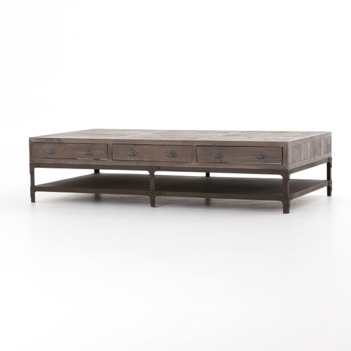Camp Coffee Table - Large