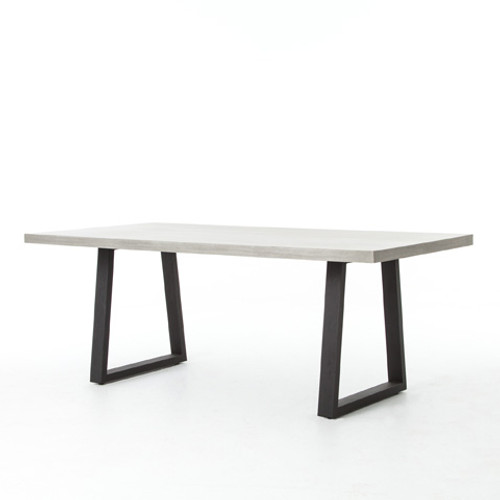 """Cyr 79"""" Outdoor Dining Table"""