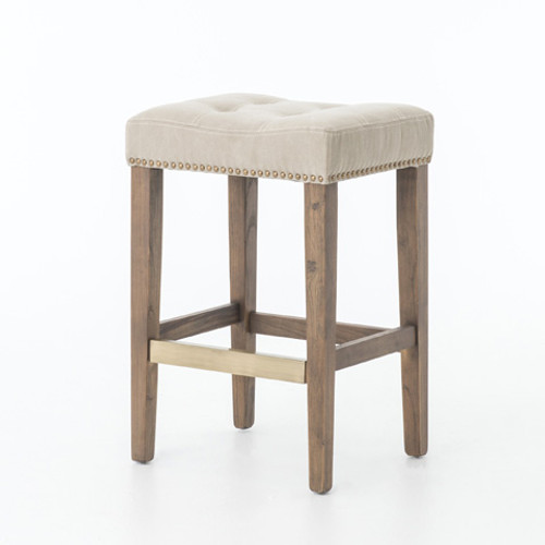 Canvas Shawn Counter Stool