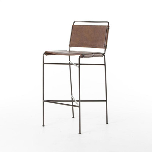 Arton Bar Stool - Brown