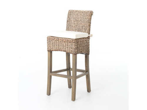 Banana Counter Stool - Grey