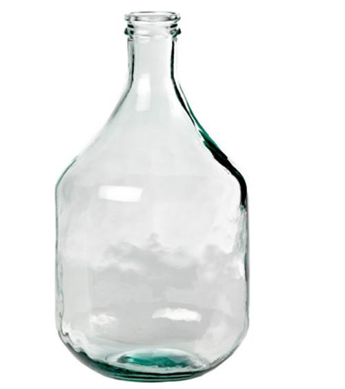 Vintage Clear Bottle
