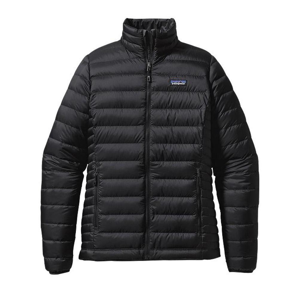 Patagonia Women's Down Sweater Jacket in Black