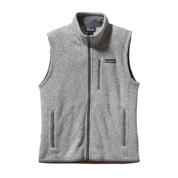 Patagonia Men's Better Sweater® Fleece Vest in Stonewash