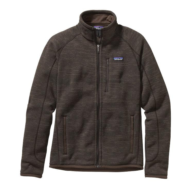 Patagonia Men's Better Sweater® Fleece Jacket in Dark Walnut
