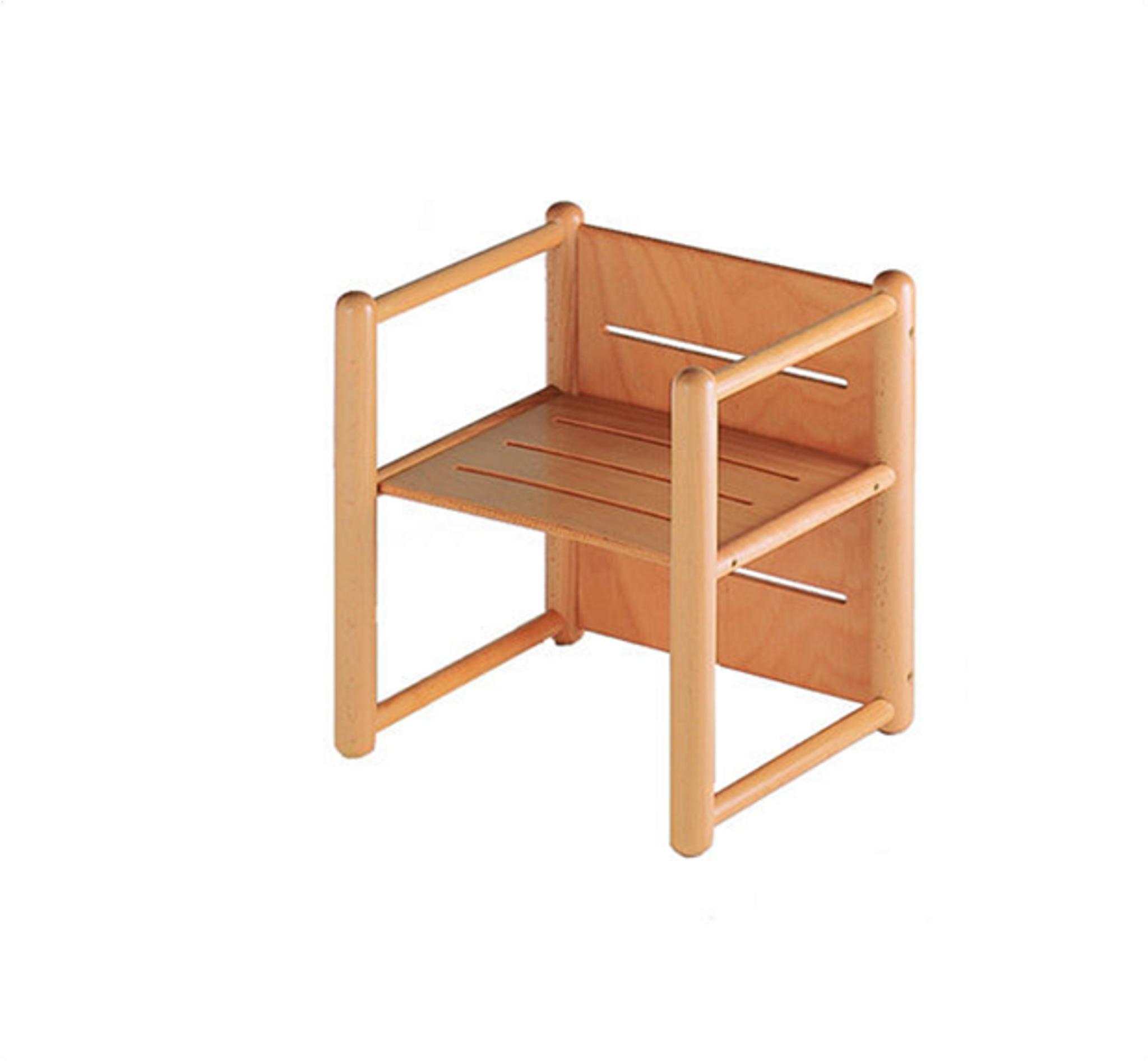Multipurpose small chair