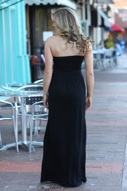 Dream On Maxi: Black