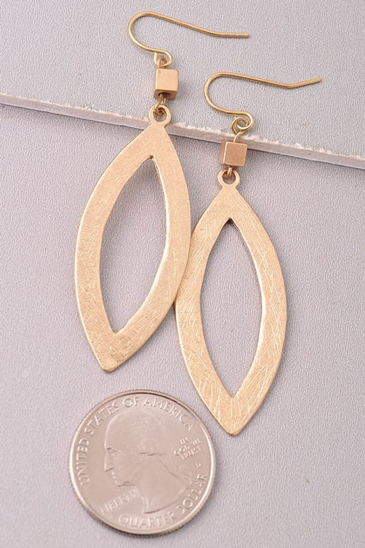 Everyday Earrings: Gold