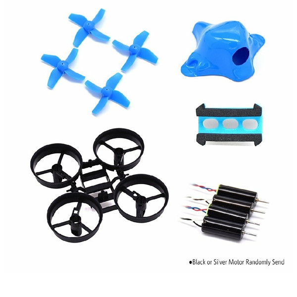 BETAFPV 65mm Frame Kits Black Durable FPV Frame for Tiny Whoop DIY ...