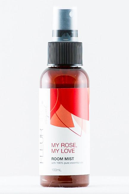 My Rose, My Love Room Mist