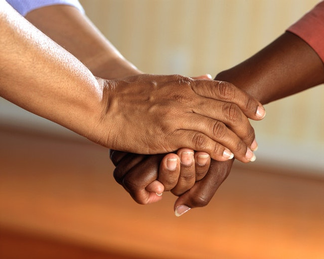 The Healing Power of Touch