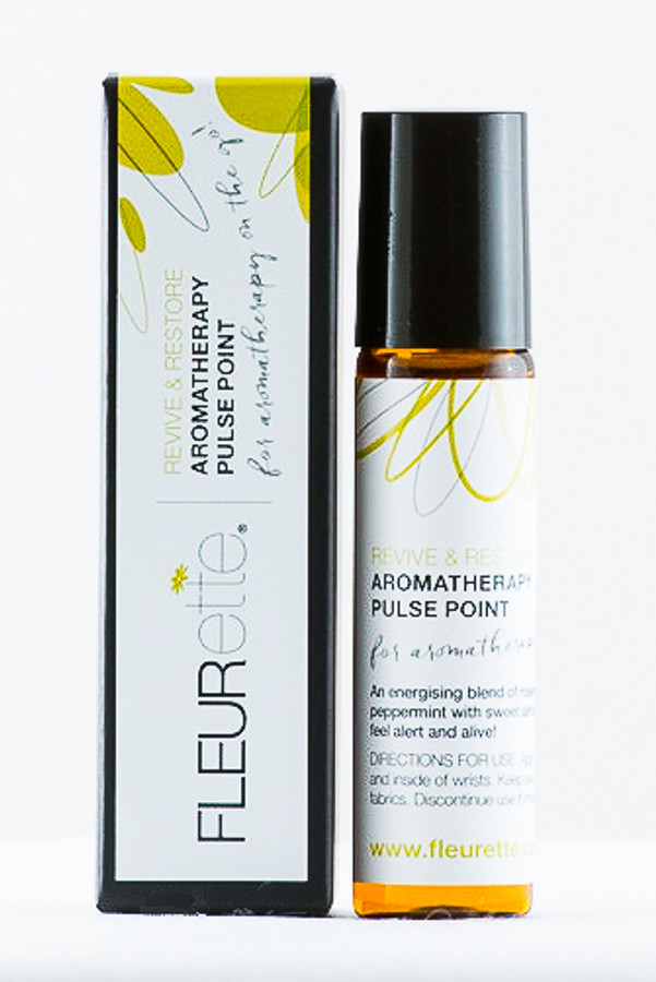 Revive & Restore Aromatherapy Pulse Point - 15ml