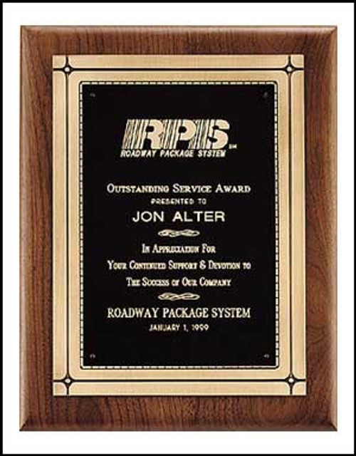 Phoenix Award Plaque