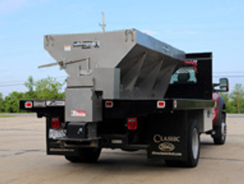 BUYERS SALT DOGG ELECTRIC Municipal Commercial Spreader 1400455SSE 2.5 cu yd NEW