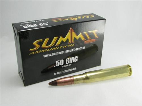 .50 BMG 649gr M-33 BALL-10pk