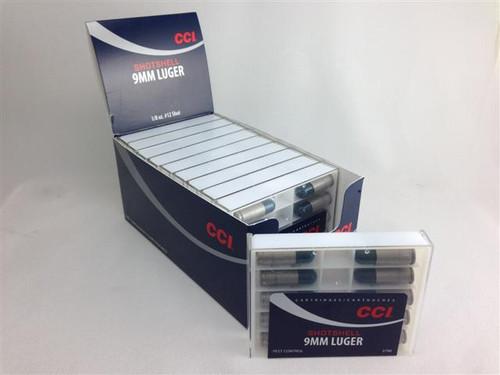 CCI Blazer Shotshell 9MM Luger  - 100pk Brick