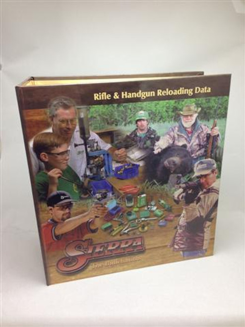 Sierra Rifle & HANDGUN #3 Reloading Manual