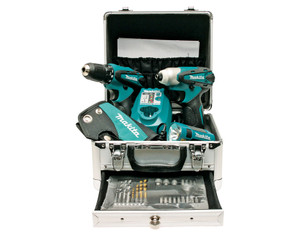 Makita 18V 2 Piece Combo Kit DLX2055T