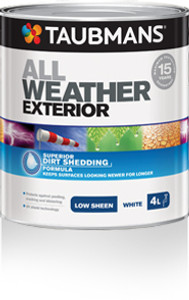 Taubmans All Weather Gloss Neutral 4L