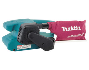 Makita 76mm Belt Sander Value Pack