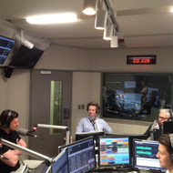 On air with Talking Lifestyle about French wine