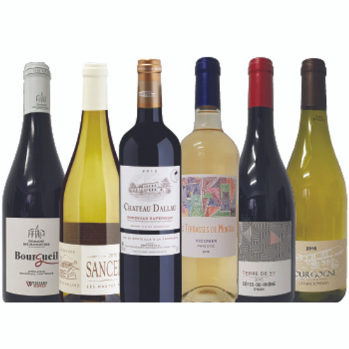 Discovery France mixed Pack