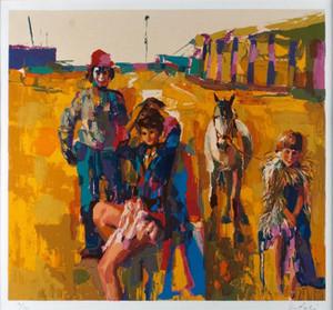 LA FAMILLE DU CIRQUE BY NICOLA SIMBARI