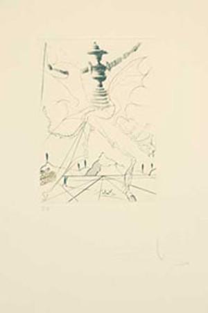HENRY VI (a) BY SALVADOR DALI