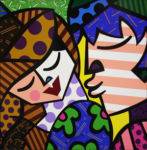 DELICIOUS BY ROMERO BRITTO
