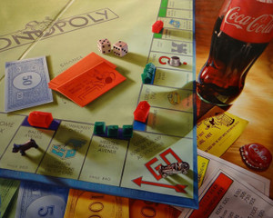MONOPOLY GO BY DOUG BLOODWORTH
