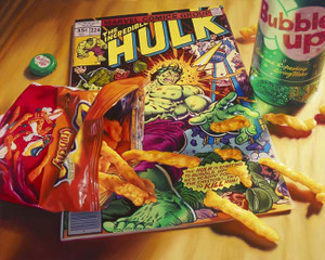 CHEETOS BY DOUG BLOODWORTH