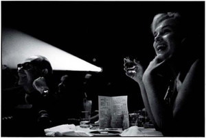 MARILYN MONROE WITH ARTHUR MILLER BY ELLIOTT ERWITT