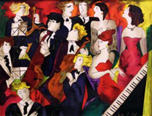 LES QUATRE SAISONS BY LINDA LE KINFF