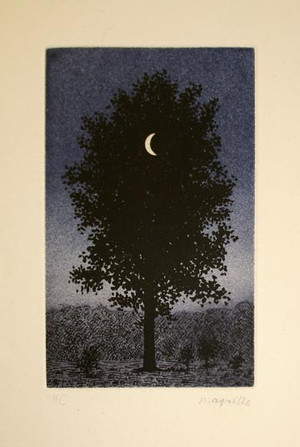LE 16 SEPTEMBRE BY RENE MAGRITTE