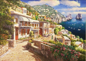 CAPRI HILLSIDE BY SAM PARK
