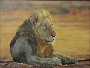 LION BY RON BALABAN