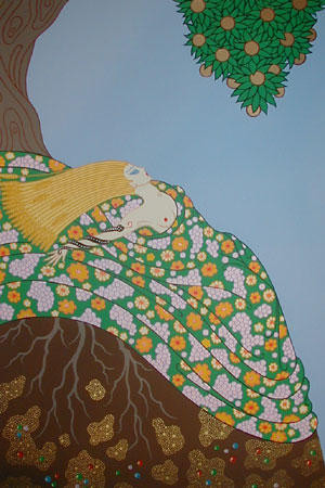 EARTH BY ERTE