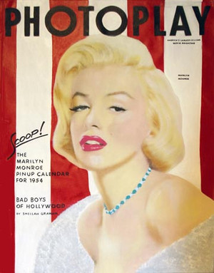 MARILYN - PHOTOPLAY BY STEVE KAUFMAN