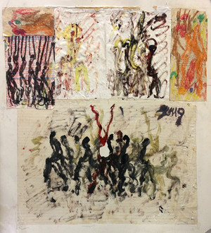 PROCESSION MONTAGE BY PURVIS YOUNG