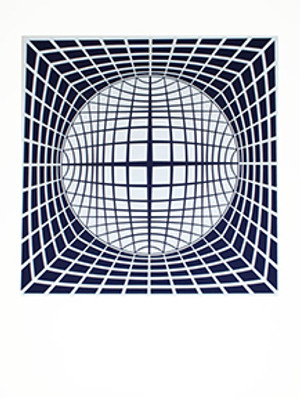 TER-UR BY VICTOR VASARELY