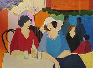CAFE BY ITZCHAK TARKAY
