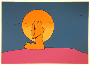 SWAMIJI (1970'S) BY PETER MAX
