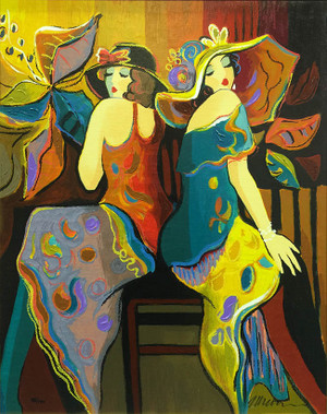 TWILIGHT TIME SUITE: SISTERS BY ISAAC MAIMON