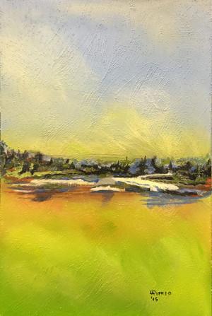 GREEN LAKE BY ALFRED HERNANDEZ